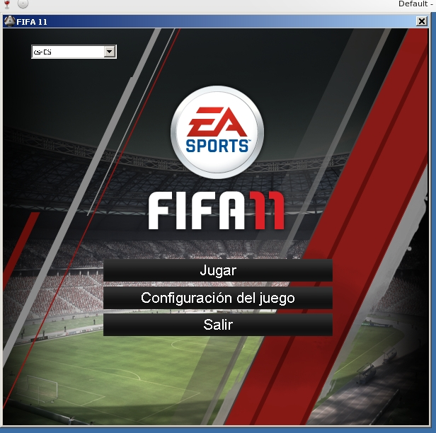 Fifaconfig exe для fifa 11