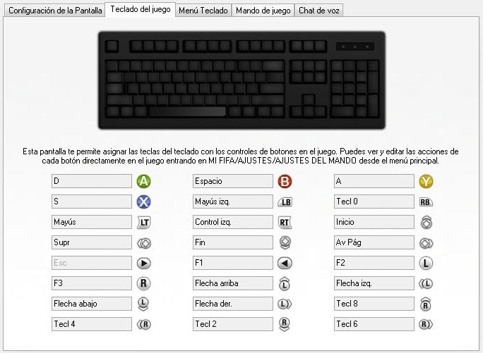 FIFA 13 Keyboard Patch (патч для клавиатуры) - патчи для FIFA 13. Игра FI